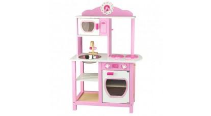 Játékkonyha (rózsaszín)
