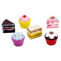 Sütemény készlet
