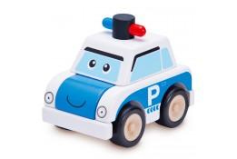 Szétszedhető játék rendőrautó (W)