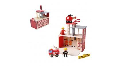 Tűzoltó állomás