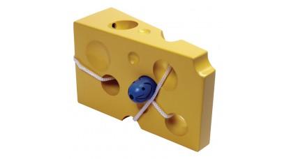 Fűzőcske színes sajt