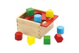 Formakereső doboz színes
